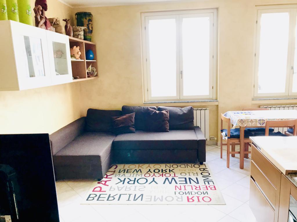 Sedriano – Appartamento bilocale con cantina e box autorimessa