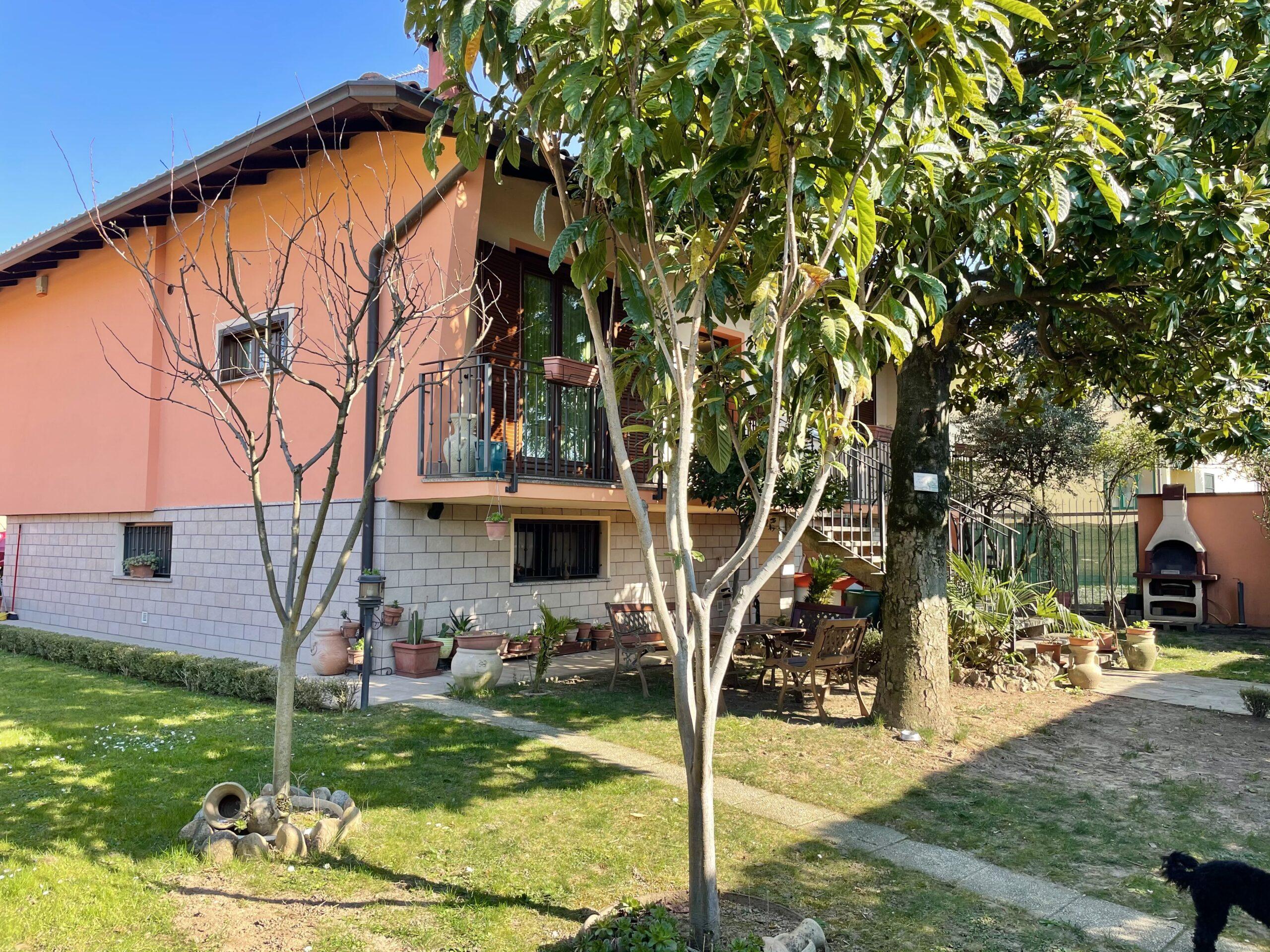 Villa singola in Mesero
